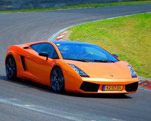 Lamborghini Gallardo LP560-4, 3 Lap Drive Atlanta Motorsports Park - Atlanta