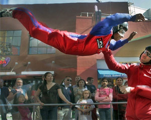 Indoor Skydiving Hollywood - Earn Your Wings