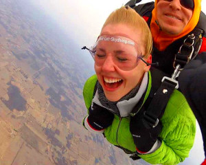 Skydive Harbor Springs - 10,000ft Jump