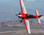 Aerobatic Flight Las Vegas, Extra 330 or Waco - 25 Minutes