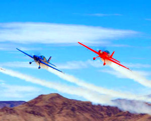 Sky Combat Dogfighting Experience for Two, Las Vegas - 50 minutes