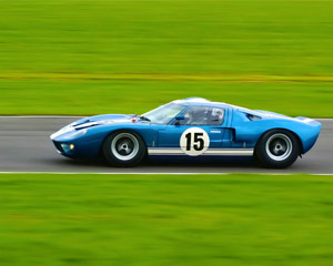 Ford GT40 5 Lap Drive - Willow Springs Raceway Los Angeles