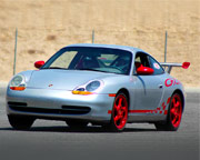 Porsche 911 Carrera 5 Lap Drive - Willow Springs Raceway Los Angeles