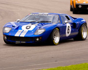 Ford GT40 5 Lap Drive - Arizona Motorsports Park