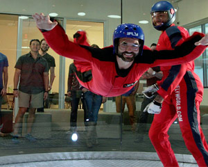 Indoor Skydiving Austin - Earn Your Wings