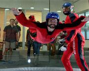 Indoor Skydiving Austin - Earn Your Wings