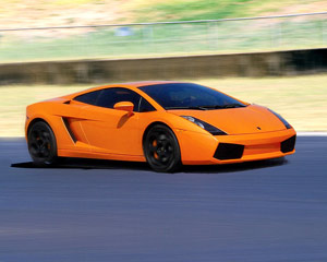 Lamborghini Gallardo 5 Lap Drive - Willow Springs Raceway Los Angeles