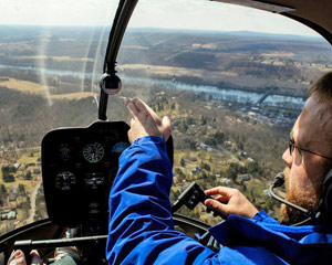 Helicopter Introductory Flight Lesson, Philadelphia - 30 Minute Flight
