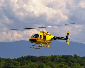 Helicopter Ride Smoky Mountains, National Park Tour - 25 Minutes
