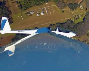 Glider Scenic Flight, Orlando - 40 Minutes