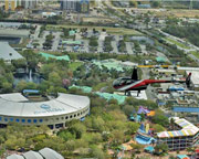 Helicopter Ride Kissimmee, Theme Parks and Celebrity Homes - 25 Minutes