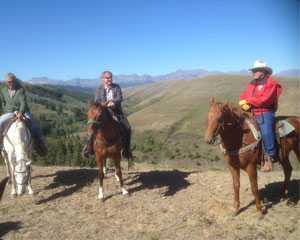 Glacier National Park, Horseback Riding - One Week Adventure