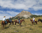 Glacier Park, Cattle Driving - One Week Excursion