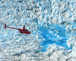 Helicopter Tour Anchorage, Glacier Country - 30 Minutes