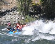 Whitewater Rafting Seattle, Wenatchee River - Half Day