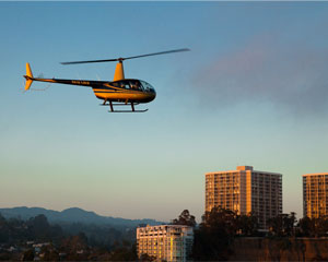 Private Helicopter Ride, Los Angeles - 1 Hour