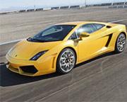 Lamborghini Drive, 5 Laps - Auto Club Speedway