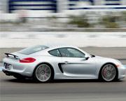 Porsche Cayman GTS Drive, 5 Laps - Auto Club Speedway