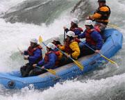 Whitewater Rafting Seattle, Skykomish River - Half Day