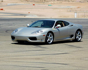 Ferrari 360 5 Lap Drive - Willow Springs Raceway Los Angeles