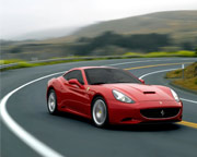 Ferrari California Convertible Rental, 24 Hours - Miami