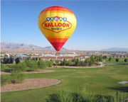 Hot Air Balloon Ride Las Vegas, Weekday - 1 Hour Flight
