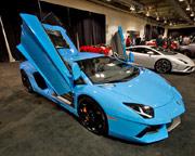Lamborghini Aventador Rental, 24 Hours - Miami