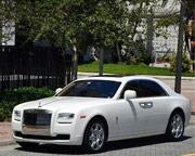 Rolls-Royce Ghost Rental, 24 Hours - Miami