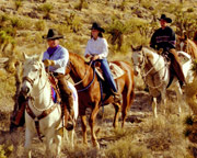 Wild West Horseback Riding Las Vegas - Breakfast Ride