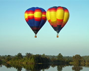 Hot Air Balloon Ride Orlando, Private Basket - 1 Hour Flight