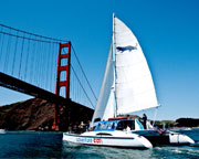 San Francisco Bay Sailing Excursion - 1.5 Hours