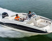 Sport Boat Rental Miami, Up to 5 people - 4 Hours