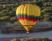Hot Air Balloon Ride Albuquerque, Sunrise Rio Grande Flight - 1 Hour Flight