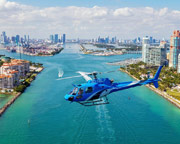 Helicopter Tour Miami, Private Ride - 40 Minutes