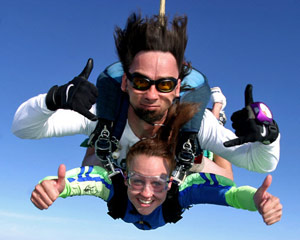 Skydive Canton - 14,000ft Jump