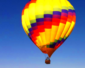 Private Hot Air Balloon Ride Phoenix - 1 Hour Flight