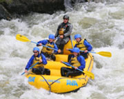 Whitewater Rafting Denver, Upper Clear Creek 1/2 Day - Intermediate