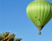Hot Air Balloon Ride Las Vegas, Private Basket - 1 Hour Flight