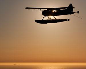 San Francisco Seaplane Ride, Sunset Champagne Tour - 40 Minutes