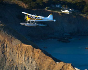 San Francisco Seaplane Ride, Ceago Wine Tasting Tour - Half Day