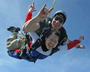 Skydiving San Francisco (Cloverdale) - 8,000ft Jump