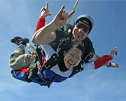 Skydiving San Francisco (Cloverdale) - 8,000ft Jump