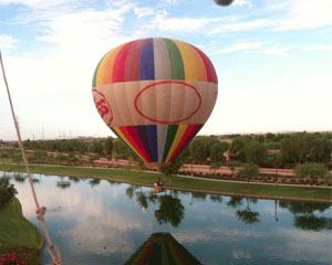Hot Air Balloon Ride Chandler, Private Basket - 1 Hour Flight
