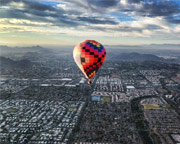 Hot Air Balloon Ride Scottsdale - 1 Hour Flight