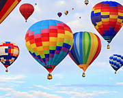 Hot Air Balloon Ride Albuquerque, Balloon Fiesta Flight (October 1st-9th Only) - 1 Hour Flight