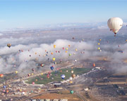 Hot Air Balloon Ride Albuquerque, (October 4th-12th Only) - 1 Hour Flight