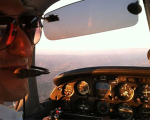 Discovery Pilot Flight Lesson, Los Angeles  - 45 Minutes
