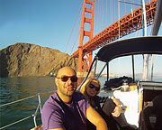 San Francisco Bay Sailing Tour , Full Day Private Cruise - 6-8 Hours