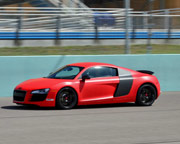 Audi R8 Drive, 3 Laps - Homestead-Miami Speedway