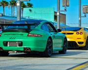 Porsche 997S Drive, 3 Laps - Homestead-Miami Speedway
